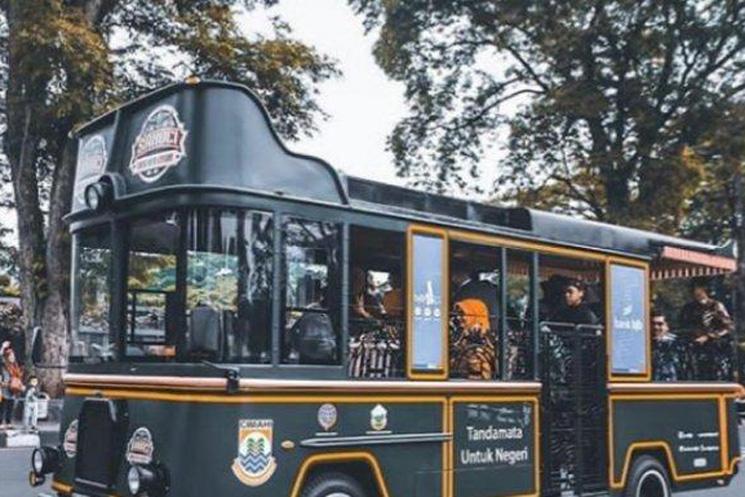 Pemkot Cimahi Luncurkan Mobil Wisata Sakoci Dialogpublik Com