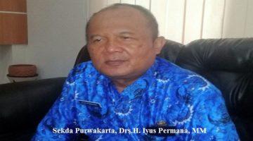 Sekda Purwakarta, Drs.H. Iyus Permana, MM