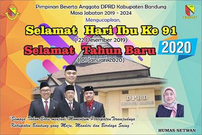 iklan DPRD Kab Bandung