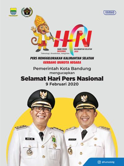 Iklan HPN Dari Pemkot Bandung