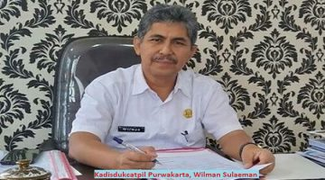 Kadisdukcatpil Purwakarta, Wilman Sulaeman