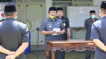 Yosep Akhirnya Menduduki Kursi Disparbud Kab.Bandung