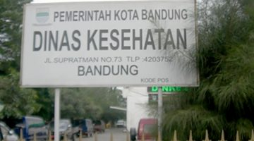 kantor Dinas kesehatan