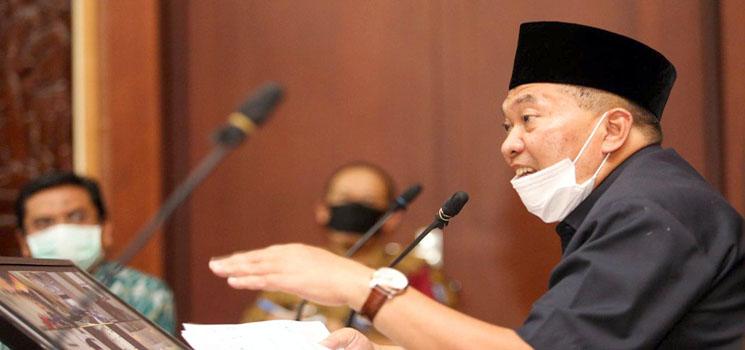 Psbb Kota Bandung Diperpanjang Hingga 19 Mei Mendatang Dialogpublik Com