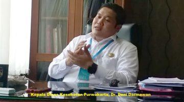 Kepala Dinas Kesehatan, Dr. Deni Darmawan1