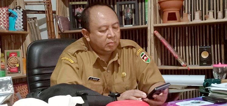 Kabid UKM pada DKUPP Kab.Purwakarta, Ahmad Nizar, M.Si