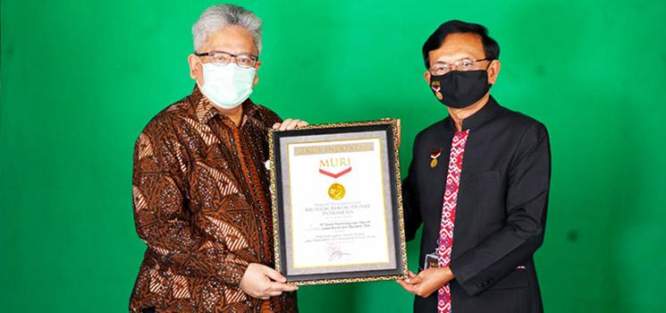 Bank bjb Catatkan Rekor MURI Investasi ASN Daerah Jawa ...