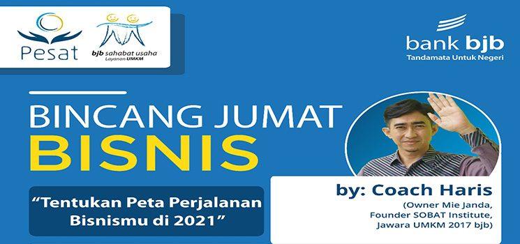 Bincang Jumat Bisnis Online bank bjb, UMKM Diajak Susun ...
