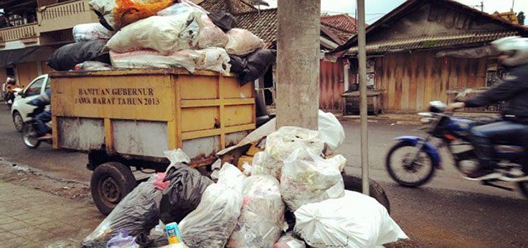 darurat sampah