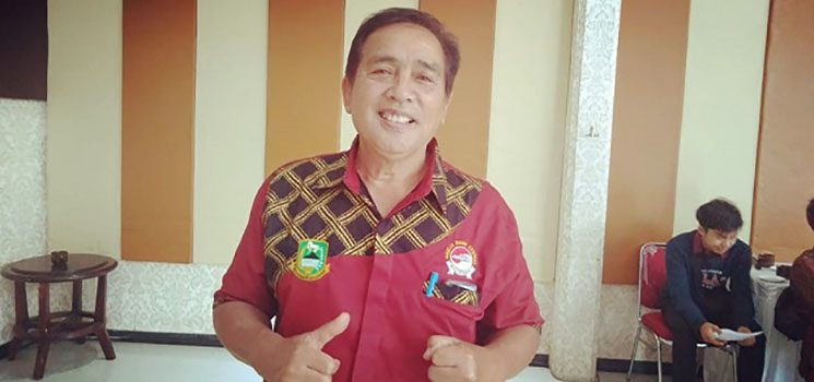Drs H Enay Sunaryo, M.Si