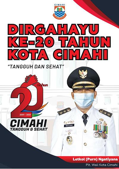 Iklan HUT Kota Cimahi