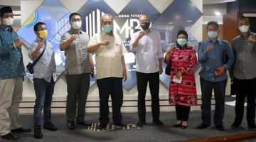 Komisi I Apresiasi MPP